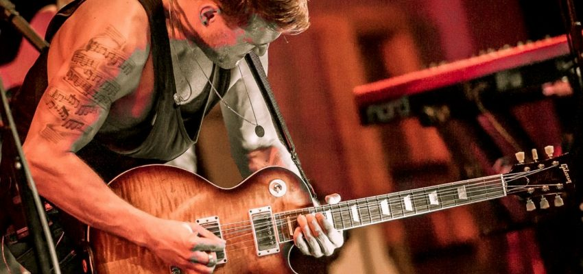 Ben Poole & Band
