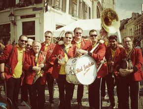Red Jackets Jazzband