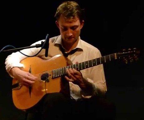 Baggerman – Trommelen – Frijters – Gypsy Jazz Trio