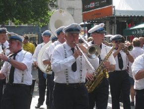 The Blue Marble Silver Cornet Band