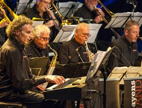 Frits Bayens Big Band: Tribute to Frank Sinatra