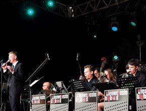 De Nieuwe Veste Big Band met Rob van Bavel