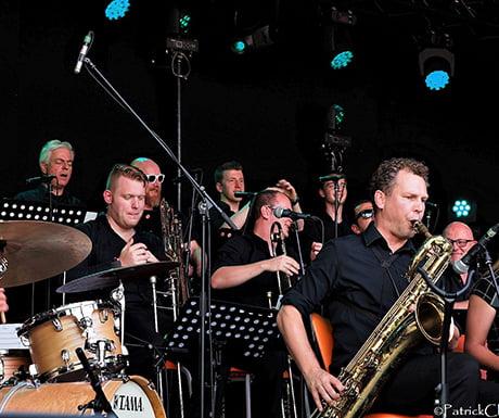 Nieuwe Veste Big Band