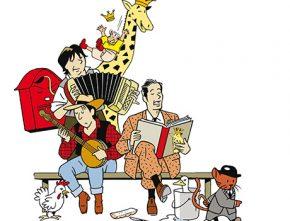 VOF de Kunst Trio – kinderconcert