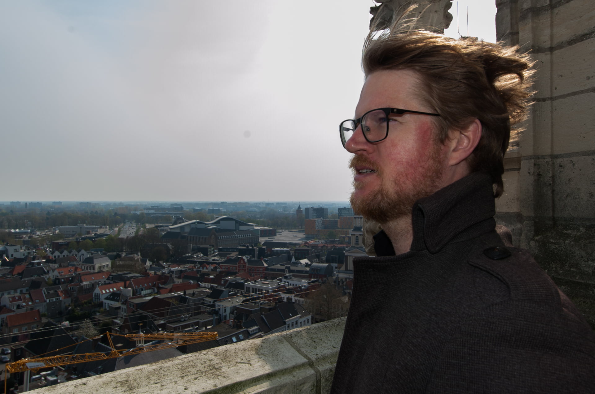 """Beiaardier Paul Maassen: """"Klokken hebben iets melancholisch"""""""