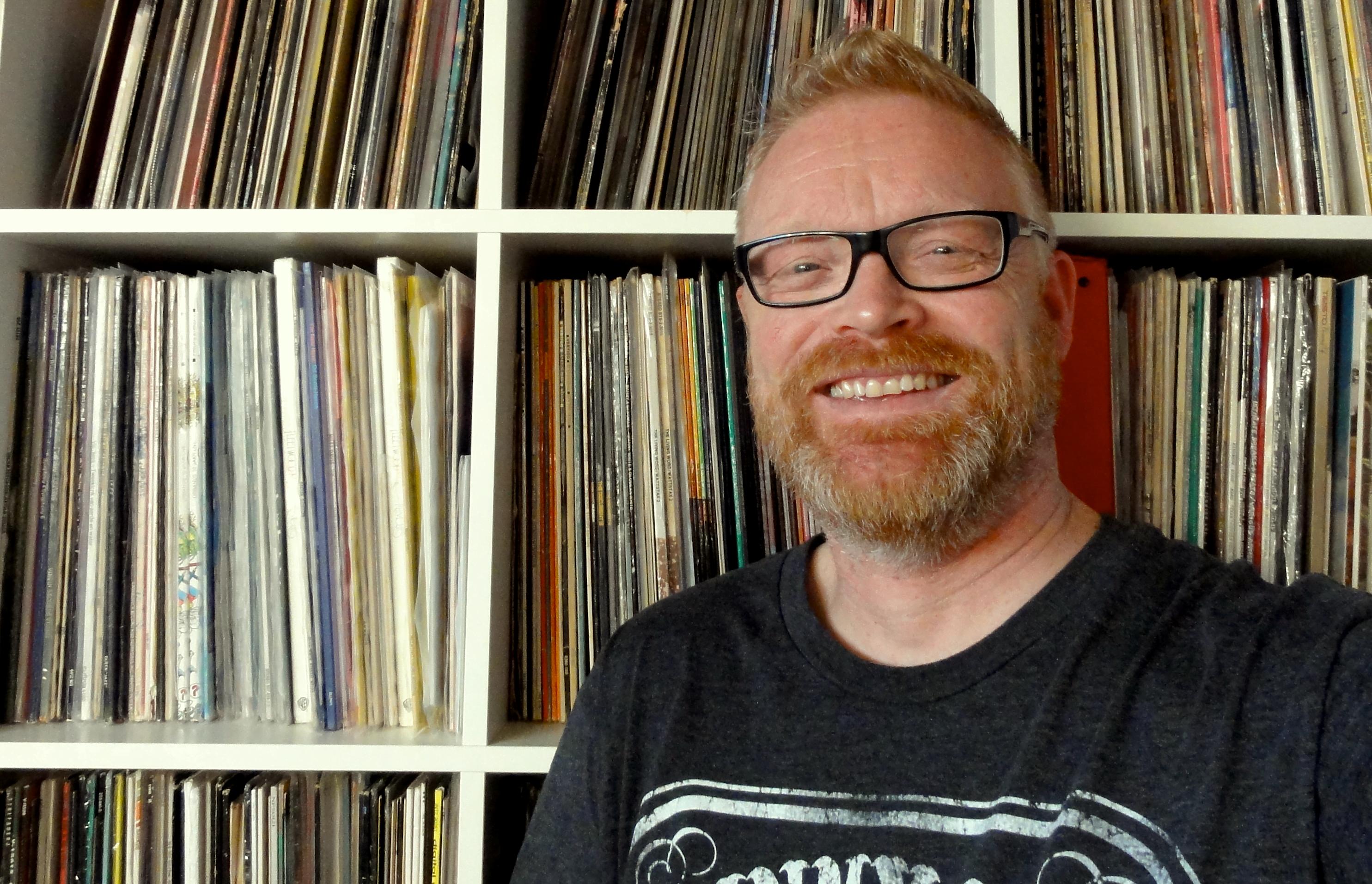"""DJ Didier Red: """"Jazz en radio gaan goed samen"""""""
