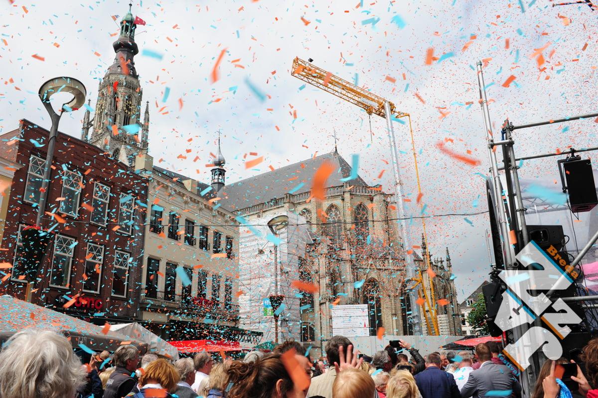 Breda Jazz Festival definitief niet door in mei