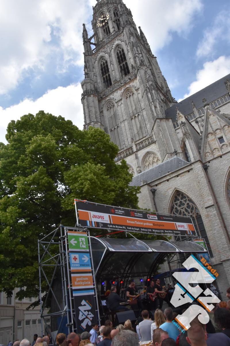 Geen alternatief Jazzfestival in september
